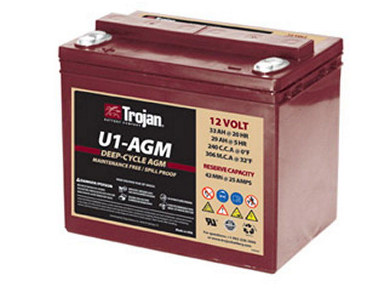 agm batteries for solar systems - photo #15